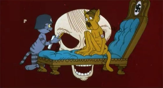 The Nine Lives Of Fritz The Cat 1974 Midnight Only