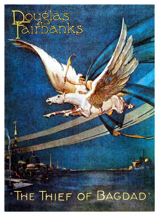 The Thief Of Bagdad 1924 Midnight Only