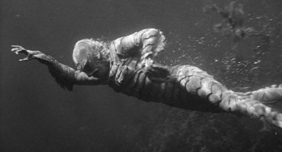 Creature from the Black Lagoon (1954) – Midnight Only