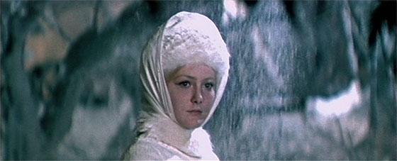 The Snow Maiden