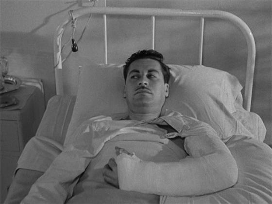 John Hodiak as George Taylor, amnesiac.