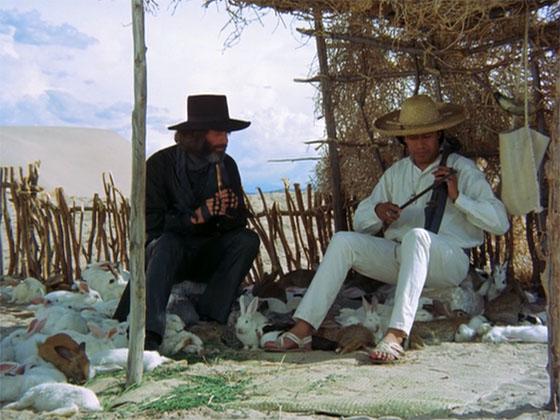 El Topo meets the Third Master (Victor Fosado).