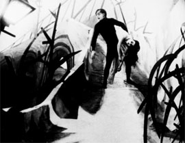 essays on the cabinet of dr. caligari
