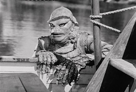29 Creature from the Black Lagoon