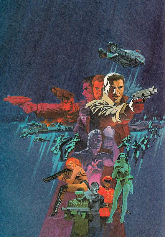 Jim Steranko art for the Marvel Comics adaptation.