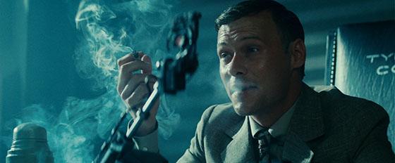 Morgan Paull as Holden, a Blade Runner.