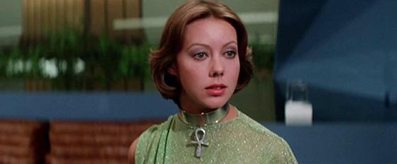 Jennifer Agutter as Jessica.