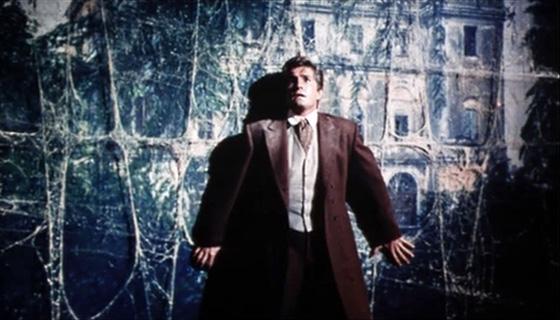 Paul (Giacomo Rossi-Stuart) confronts the terrors of the Villa Graps.