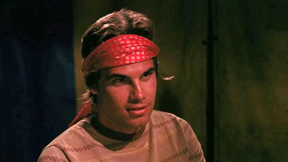 Director Craig Denney as Alexander, the Astrologer.