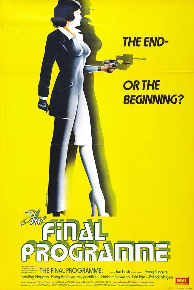 Final Programme poster
