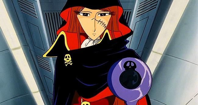 The pirate queen Emeraldas.