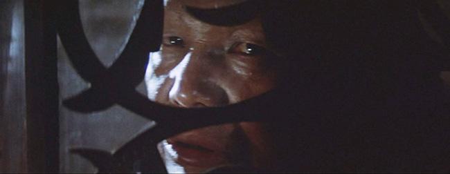 Kaku Takashina as the manservant Genzo.