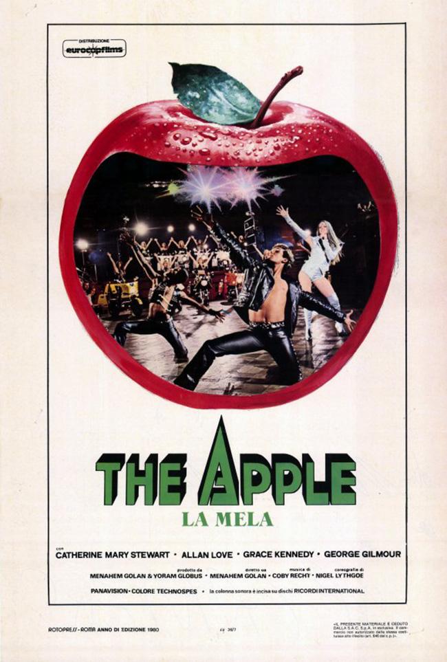 Apple poster