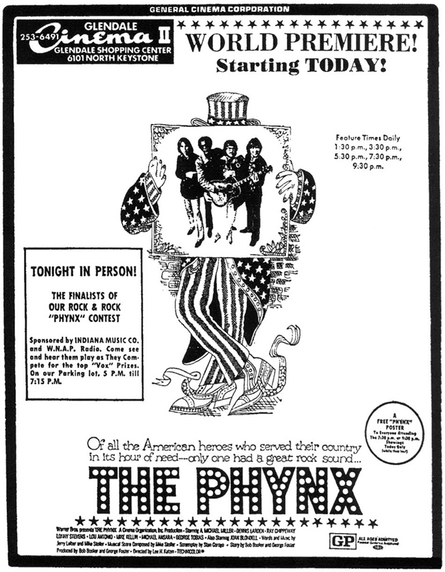 Phynx poster