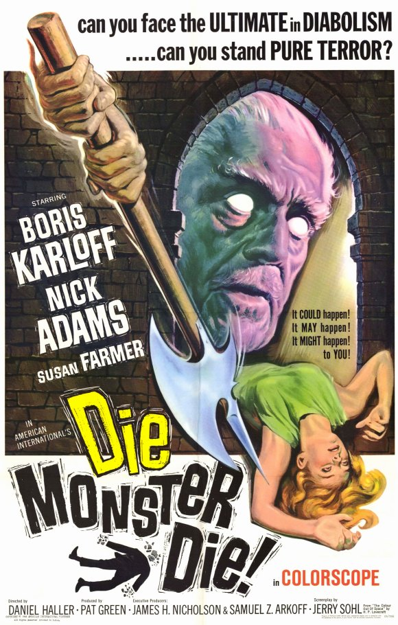 Die Monster Die