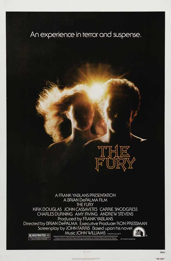The Fury poster