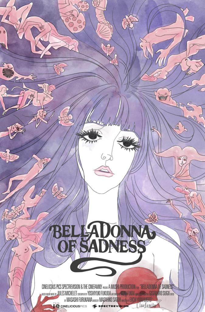 Belladonna of Sadness poster