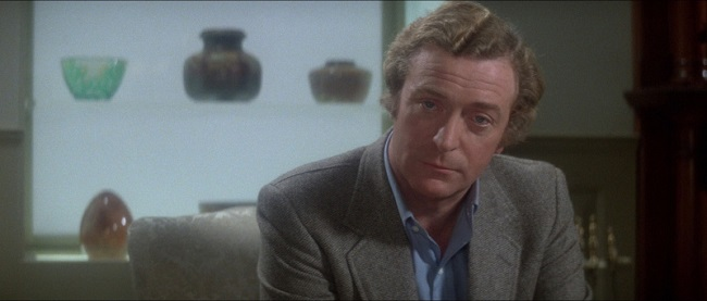 Michael Caine as Dr. Elliott.