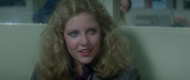 Nancy Allen as Liz Blake.