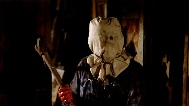 Jason Voorhees (Warrington Gillette).