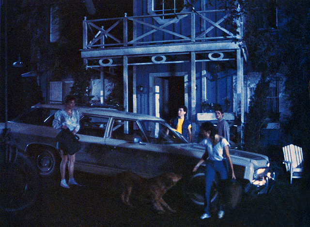 """""""Friday the 13th: The Final Chapter"""" - a fresh set of victims arrive."""