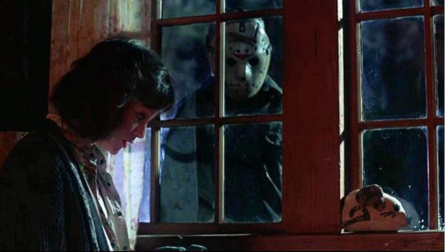 """Jason stalks again in """"Jason Lives."""""""