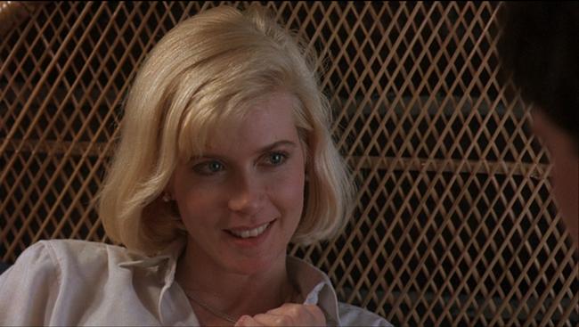 Melissa (Susan Jennifer Sullivan): don't blame her, blame the microchip.