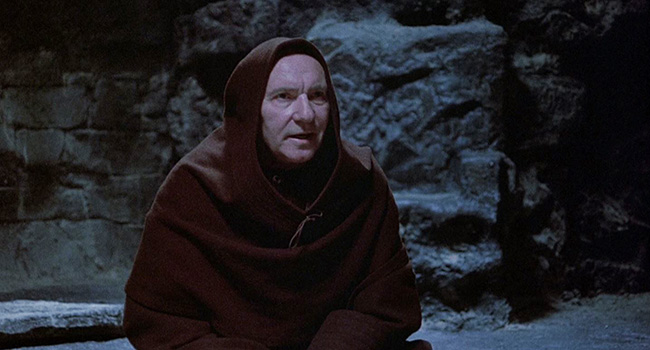 Ralph Richardson As The Crypt Keeper